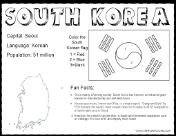 Small Picture Global Dining Challenge for Kids South Korea Printable Coloring