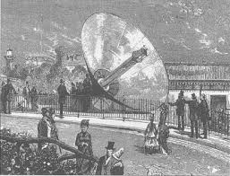 Изобретение солнечные батареи
