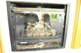 gas log fireplace i have a heat n propane gas log fireplace vented i had my