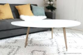 mid century coffee table make this diy mid century table for under 50 mid century glass