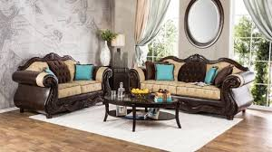 Buy Furniture America Sm7490 Set Banstead Living Room