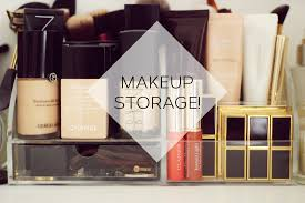 it s been a long time since i took you on a tour of my makeup mountain and seeing as this set up has very recently been switched around i though i should