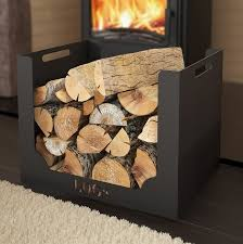 Indoor LOGS storage