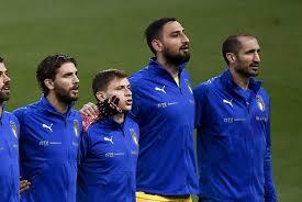 Italia qualificata, Francia seconda nel girone F