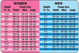 Weight Height Size Chart Women Pin On Healthy