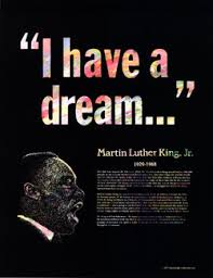 has martin luther king s dream come true today home i believe that martin luther king s dream was to have peace in the american society to have equality between all people no matter what you looked like