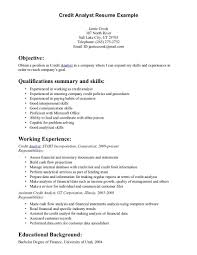 Gallery Of Junior Financial Analyst Resume Sample Financial Analyst Resume  Sample Resume format