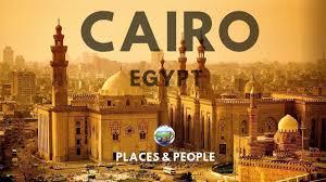 CAIRO - EGYPT [ HD ] - YouTube