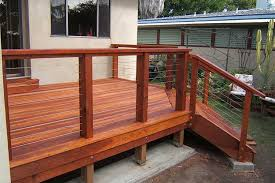 deck railing ideas. Contemporary Railing Modern Deck And Railing Ideas 07 Intended R