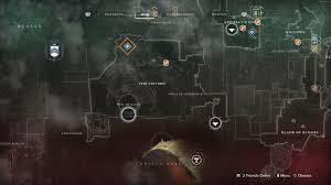 Treasure Chart Locations Destiny 2 Imperial Treasure Map Locations How To Find The