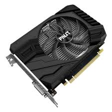 <b>Видеокарта Palit GeForce GTX</b> 1650 SUPER 4096Mb StormX OC ...