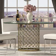 furniture dining chairs and wayfair round table with window