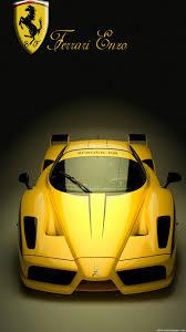 Iphone Yellow Car Wallpaper