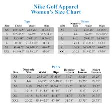 Nike Size Chart Clothing Www Bedowntowndaytona Com