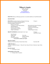 8 Visual Merchandiser Resumes Job Apply Form