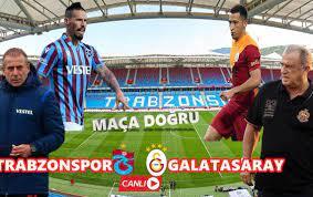 Trabzonspor Galatasaray Maç özeti Bein Sport İzle Emre Andreas Anthony golü  Trabzon TS GS Süper Lig özet - makrokedi