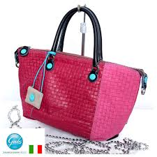 leather leather handbag bags note 帳付 made in italy fella gabs another note of cute handbags italy florence outbound bag brand gabs in