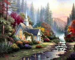 thomas kinkade paintings value after 165 best kuvataide thomas kinkade images on kinkade