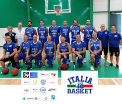 Italia Basket Over 40, esordio vincente ai mondiali