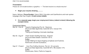 Resume Neoteric Design Making A Resume 15 Making The Best Resume