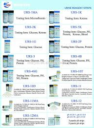 Microalbumin Levels Chart Urs 1ma Urinalysis Reagent Test Strips For Micro Albumin Microalbuminuria Test Or Urine Albumin Test Approved By Fda Ce Iso Buy Ivd Albumin Urine