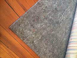 rug pad corner has many diffe types of pads so please check out their selection here