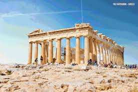 famous ancient architecture. Brilliant Architecture Famous Ancient Ruins Reconstructed With GIFs Throughout Architecture