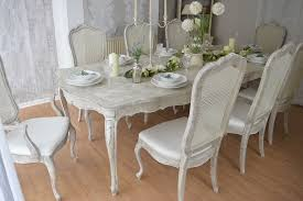 shabby chic dining sets. Charming Shabby Chic Dining Table Set Unique French Antique Shab And Eight Sets C
