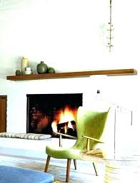 modern fireplace mantels mid century electric mantel ideas