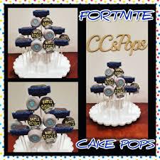 Fortnite Birthday Cake Pops Fortnite Aimbot Mod