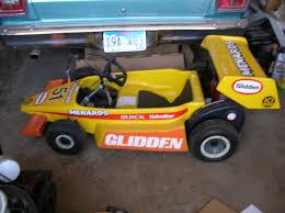 Menards Indy Car GO Kart For Sale