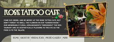 <b>Rose Tattoo</b>: Welcome