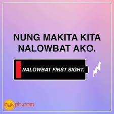Na Lowbatfirst Sight Deep Thoughts Tagalog Quotes Tagalog