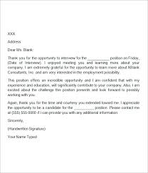Group Interview Thank You Letter Example Icover Phone Interview