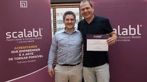 Marcelo Baldez: Scalabl é uma troca sensacional de conhecimentos | Brasil -  YouTube
