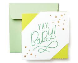 Yay New Baby Congratulations Card