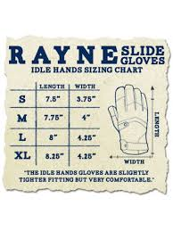 Sector 9 Slide Gloves Size Chart Images Gloves And