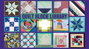 Quilt Block Library | FaveQuilts.com &  Adamdwight.com