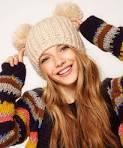 Модные зимние шапки 2017 года