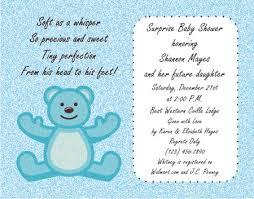 12 Sample Baby Shower Invites Hb3revolutioncom