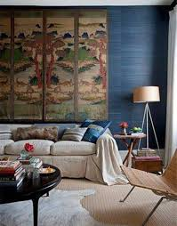 Home Design and Decor , Asian Style Home Decor Ideas : Living Room With Asian  Style
