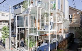 Sou Fujimoto Architects' House NA in Tokyo