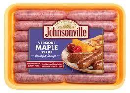 vermont maple syrup breakfast sausage links