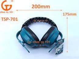 Chụp tai chống ồn Total TSP 701 độ giảm âm 24dB.