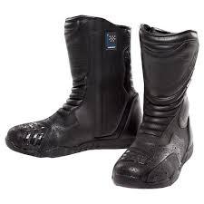 lorenzo waterproof leather motorcycle boots