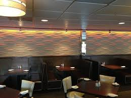 restaurant wall panels and wall murals