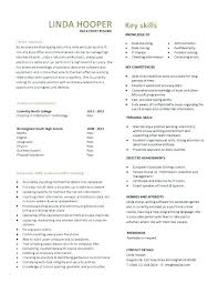 College Student Resume Examples Little Experience Examples Of ...