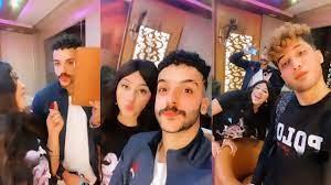 ريناد عماد ارتبطت ب عبدالله التركي 💌 بيضايق نيرة كمال 😱 - YouTube