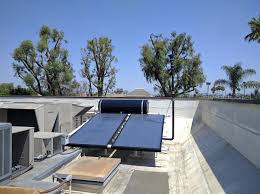 restaurant solar thermal