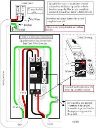 wiring diagram for hot tub wiring wiring diagrams